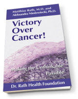 Victory Over Cancer. Book