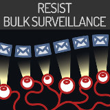 Protect your freedom and privacy; join us in creating an Internet that's safer from surveillance